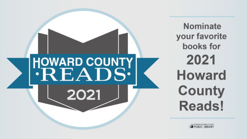 Howard County Reads 2021