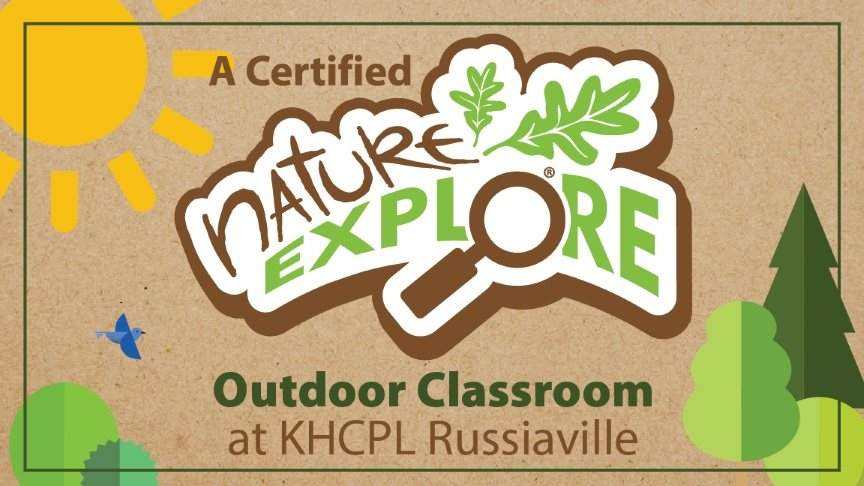 Nature Explore Outdoor Classroom